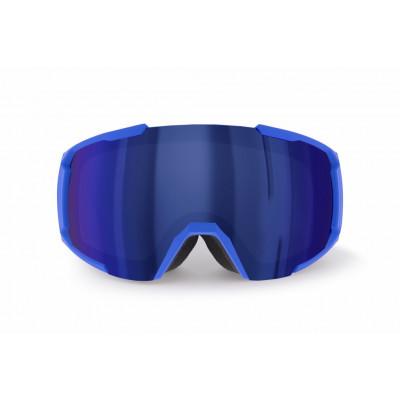 Schneebrille Kalnas   Blauer Rahmen / Blaue Revo Linsen