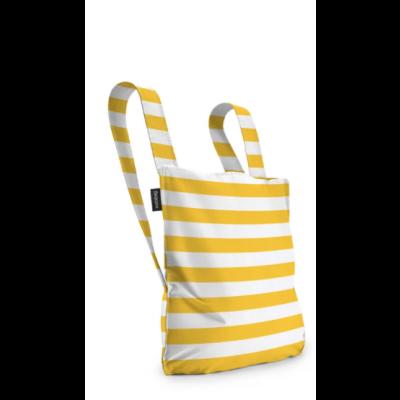 Notabag   Gelb/Weiß