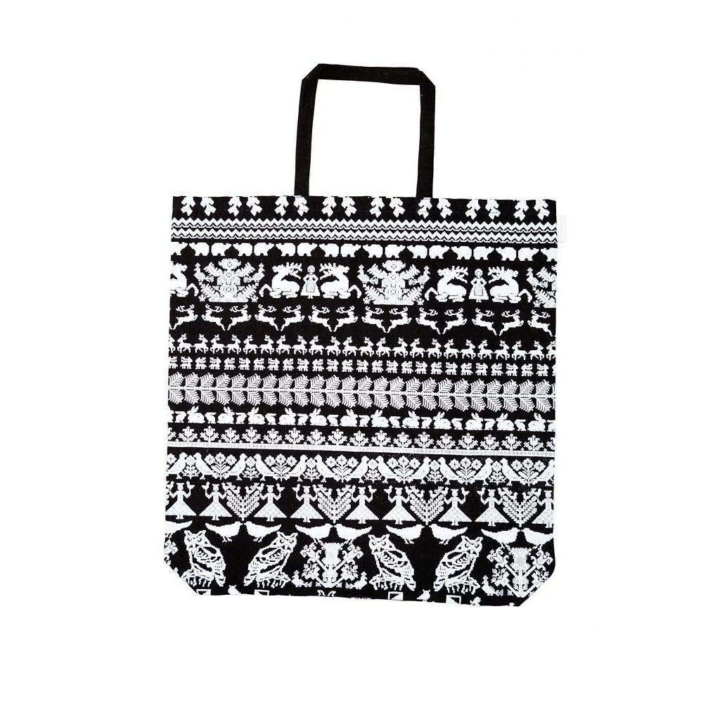 Large Bag Black/White