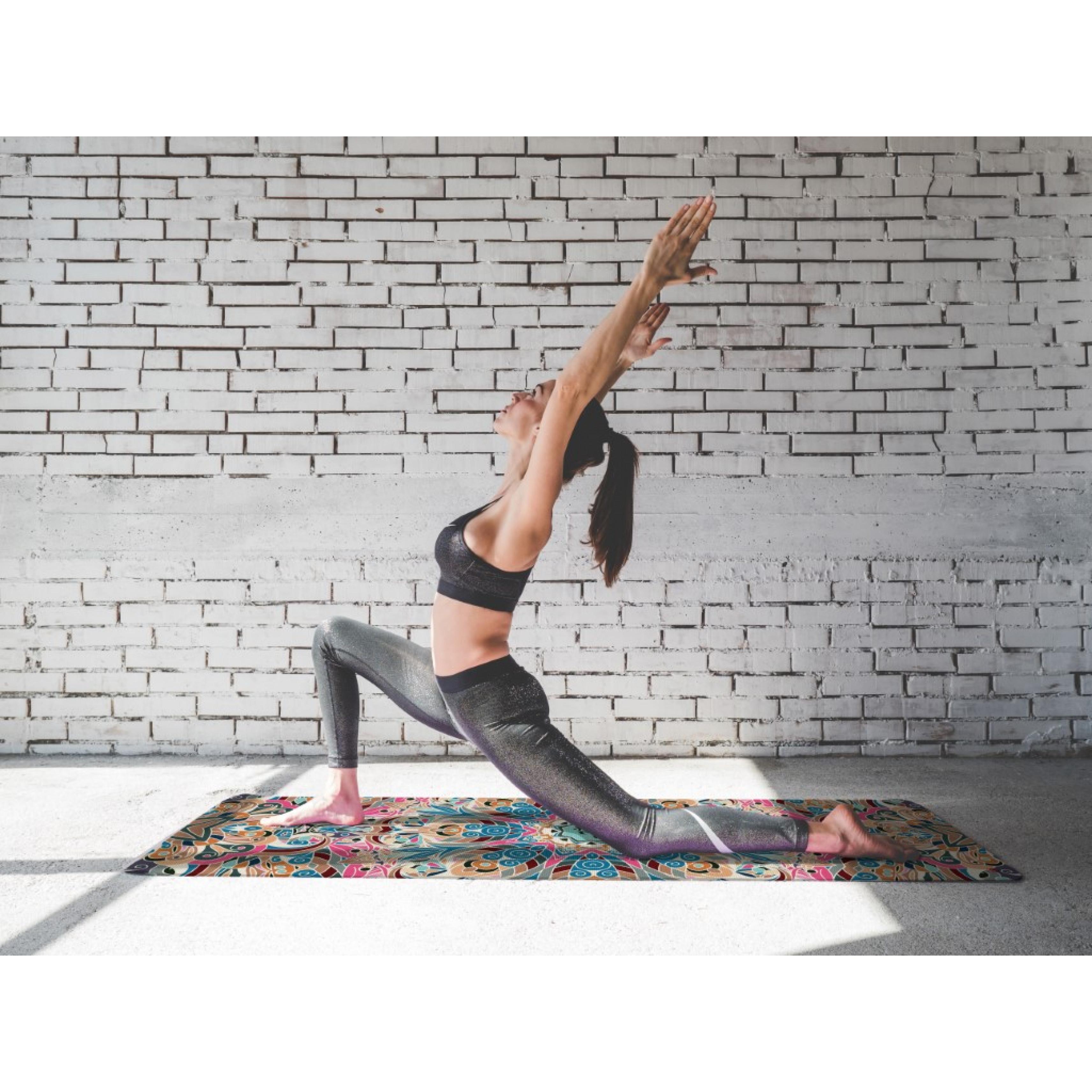 Yogamatte Ibiza Tree of Life