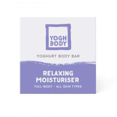 Joghurt-Body Bar Entspannende Feuchtigkeitspflege | Lavendel | Violett