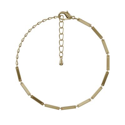 Minibar Armband York | Gold
