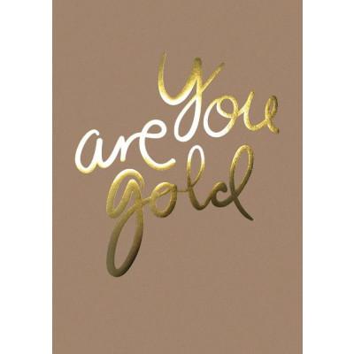 Du bist Gold Poster   Ernte