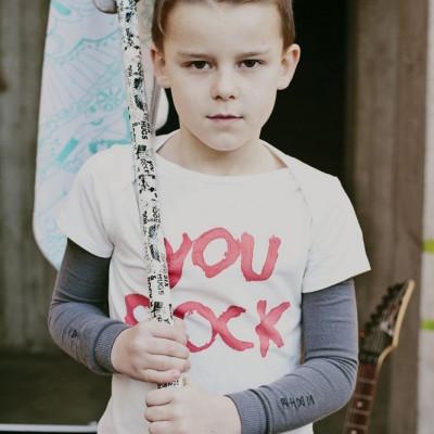 T-shirt You Rock