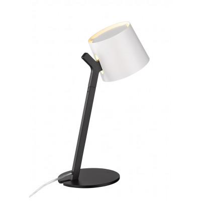 Tischlampe Y | Weiß & Schwarz