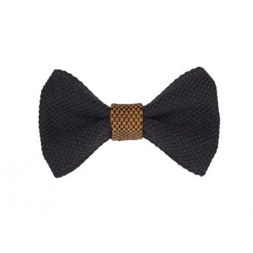 Yumi Bow Tie   Blue-Brown