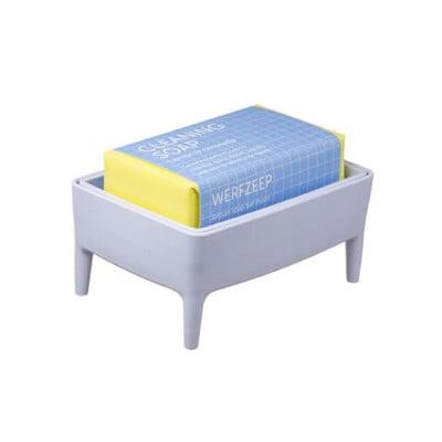 Bubble Buddy Holder + Soap Bar | Lavender
