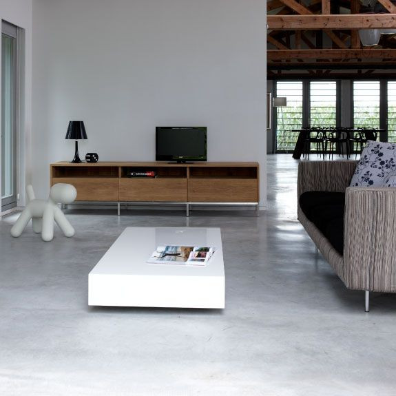 Zack Coffee Table | Rectangle