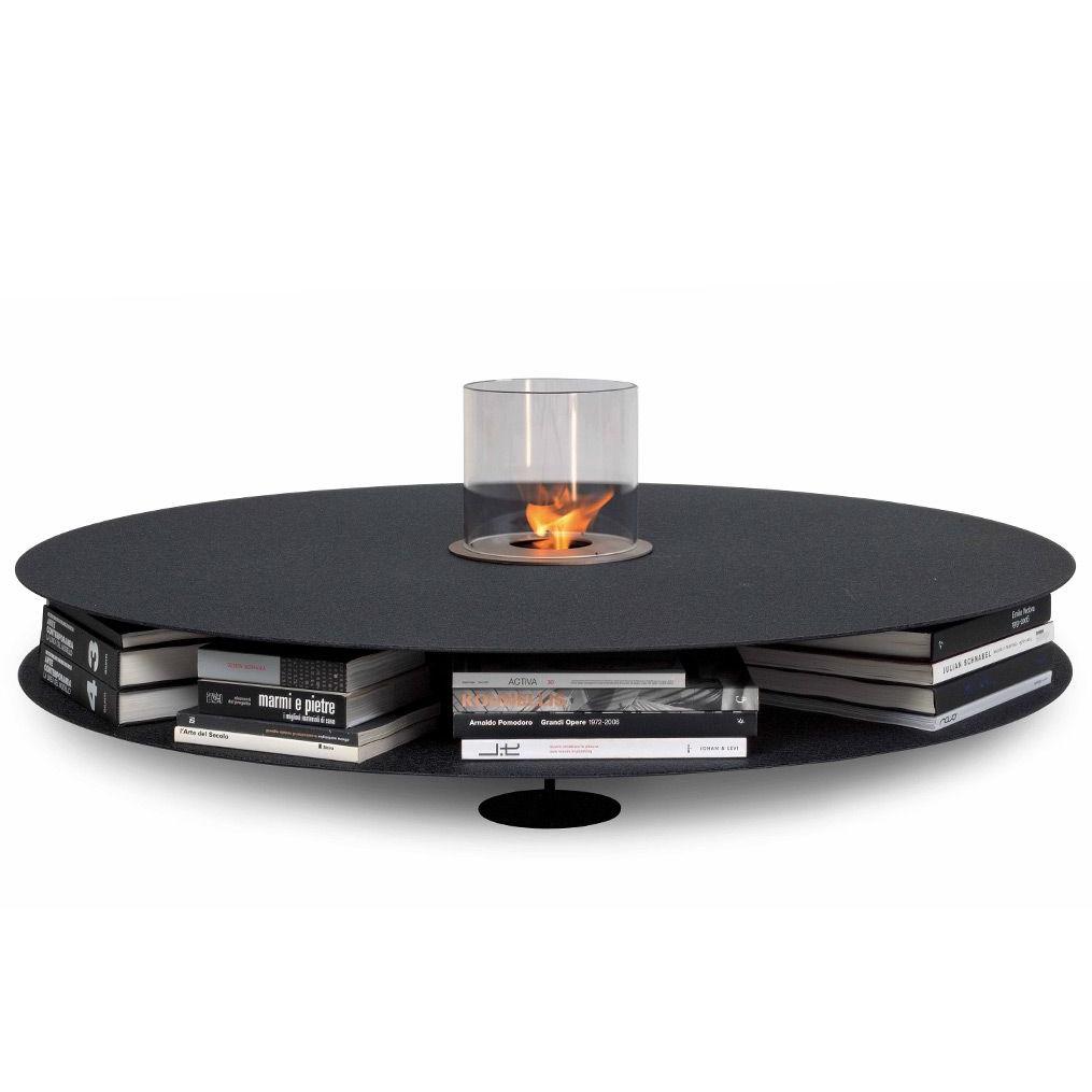 Zerino Table Black