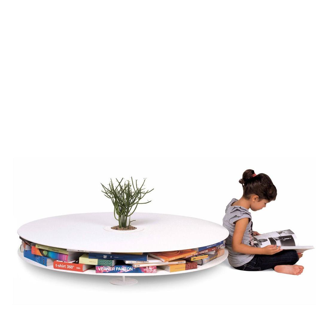 Zerino Table White
