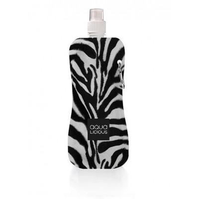 Wasserflasche Zebra