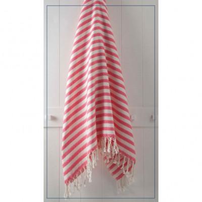 Handtuch Zebra   Pink