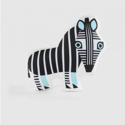 Kissen   Zebra
