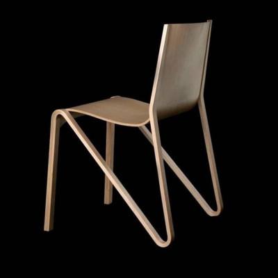 Stuhl Zesty | Birke