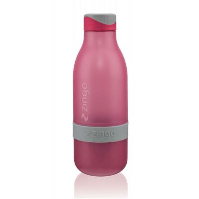 Trinkflasche mit Infusor Zingo | Rosa
