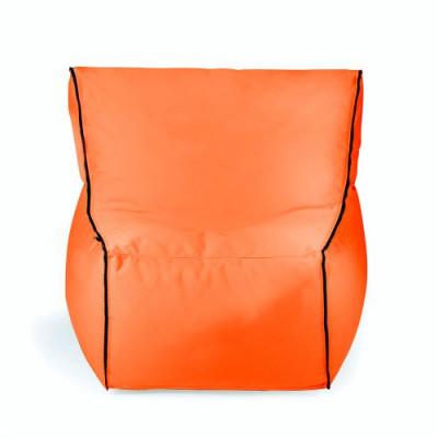 Outdoor Teil Plus Zipper   Orange