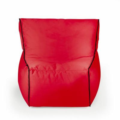 Outdoor Teil Plus Zipper | Rot