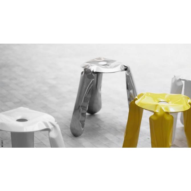 Plopp Standard Stool - White