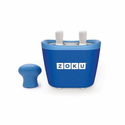 Schnelles Eis-Pop-Maker-Duo | Blau