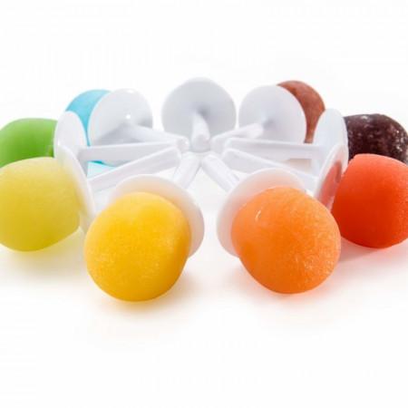 Mini-Eis-Pop-Maschine mit 9 Stäbchen