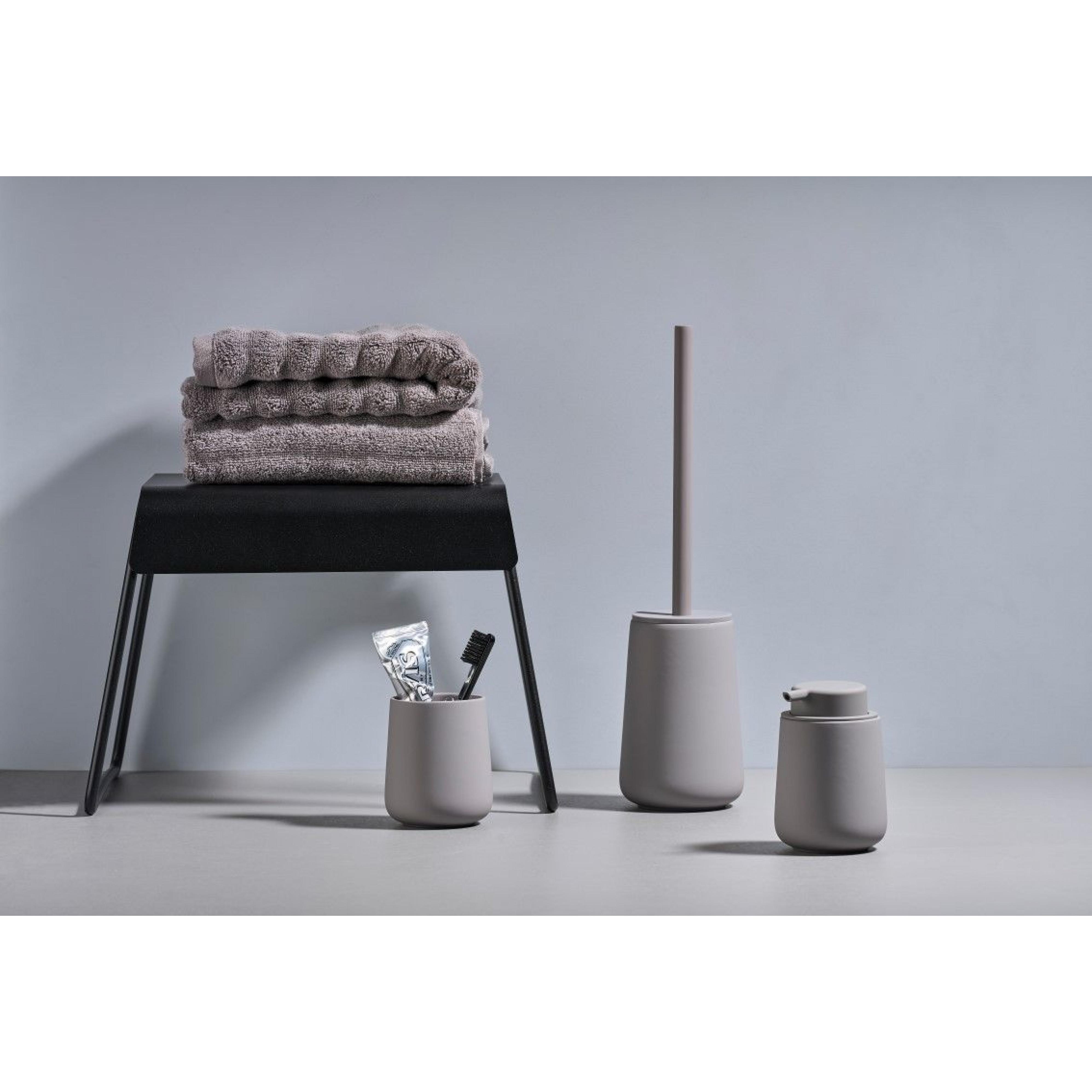 Toilettenbürste Nova | Grau