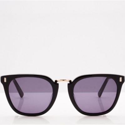 Sonnenbrille Unisex Bahia | Schwarz