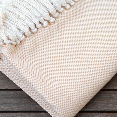Fouta Blanket | Mimosa Yellow