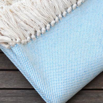 Fouta Blanket | Sky Blue