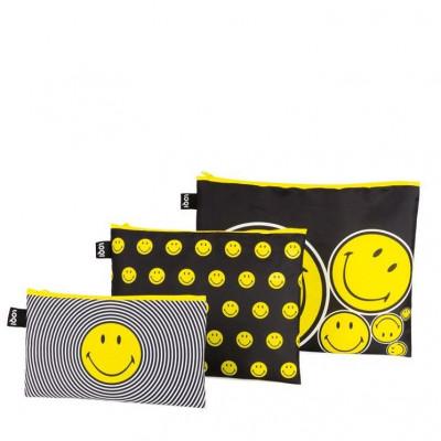 Zip Pockets   Smiley