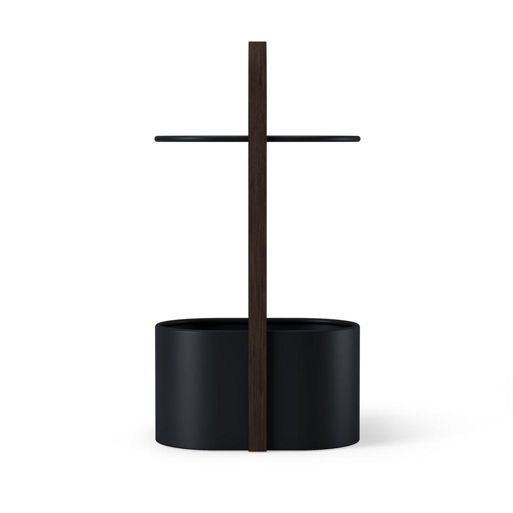 Storage Table Hub | Black