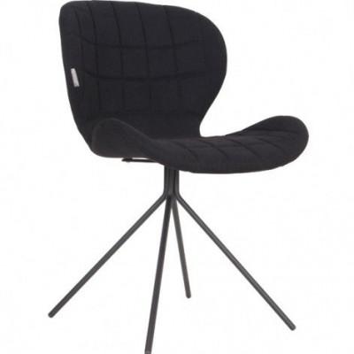 Stuhl Polsterung | Schwarz