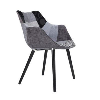 Twelve Chair | Patchwork Grey