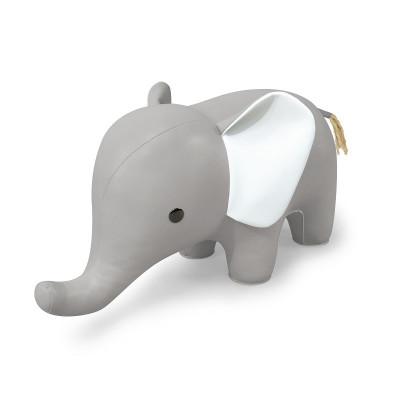 Deko Tier Large Elefant | Grau