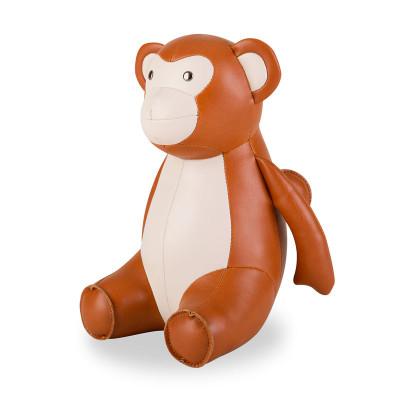 Buchstütze Affe | Tan