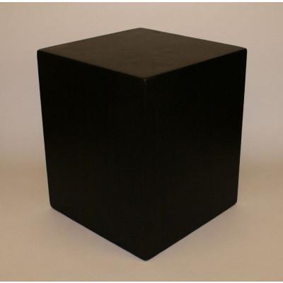 Auf allem Würfel sitzen | Schwarz