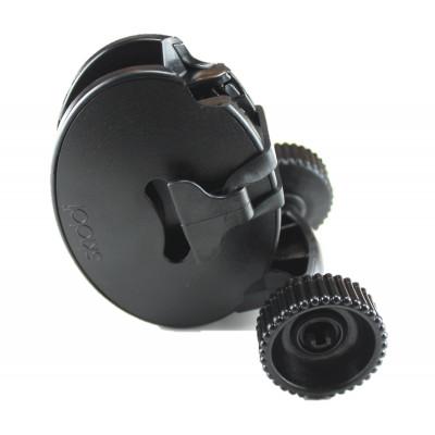 Mini Ski Trolley Skiddi | Schwarz