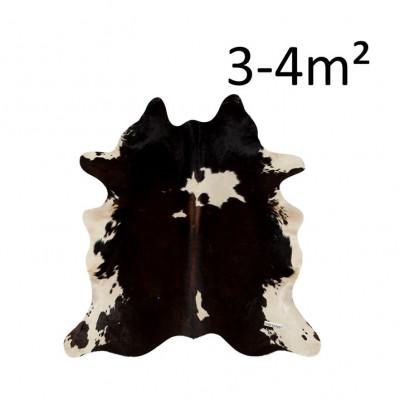 Kuhhaut 3-4M2   Schwarz & Weiß