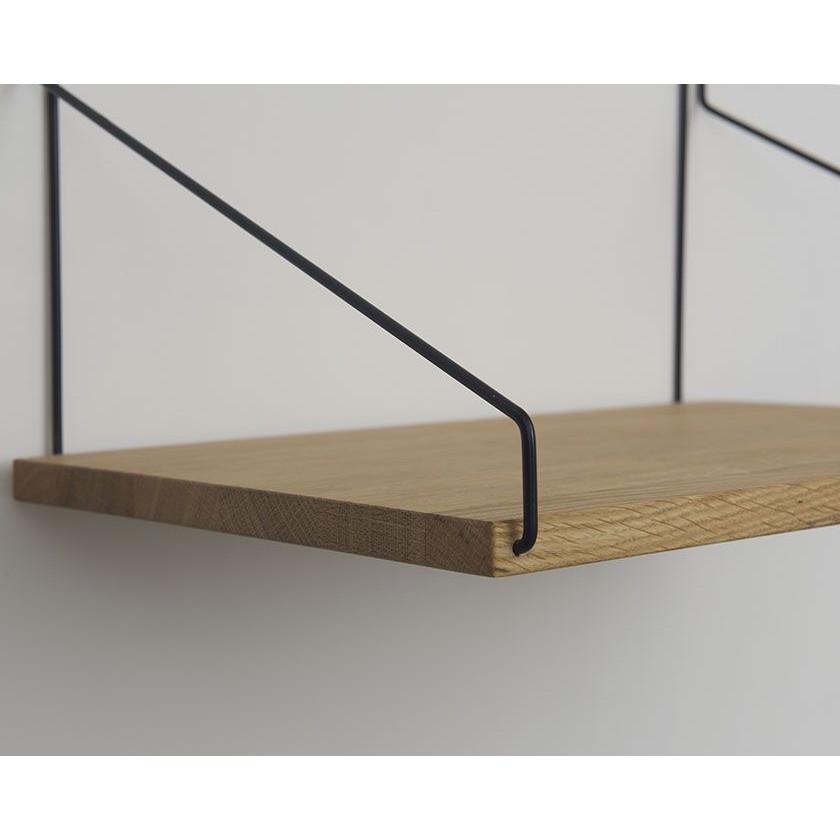 Shelf | Black Brackets