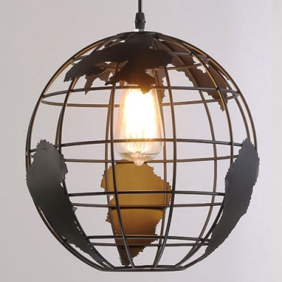 Nordic Pendant Light Earth   Metal