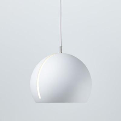 Nordic Modern Iron Chandelier   White