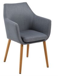 Armchair Ronk | Grey