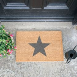 Doormat | Grey Star