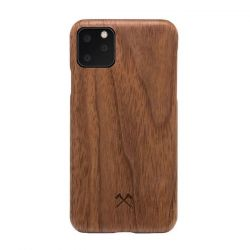 Étui pour iPhone | Slim Case | Noyer