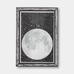 Tirage d'Art Lune