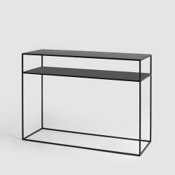 Console Tensio 2 Floor Metal | Black