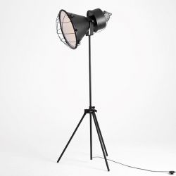 Floor Lamp Loft | Black