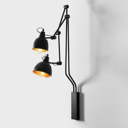 Wall Lamp Coben 02 | Black