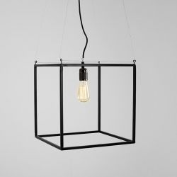 Suspension Lamp Metric S | Black