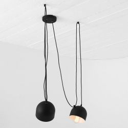 Suspension Popo 2 | Noir