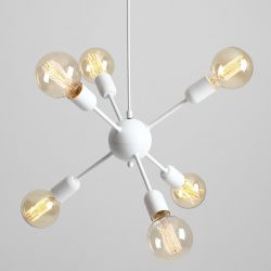 Pendant Lamp Vanwerk BALL | White